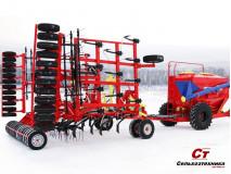 Посевной комплекс для нулевой технологии  AGRATOR ANCER
