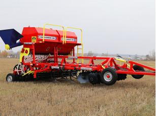 AGRATOR COMBI 4200 - комбинированный посевной комплекс
