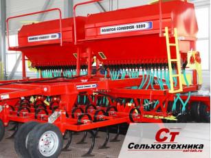AGRATOR COMBIDISK 4200 - комбинированный посевной комплекс