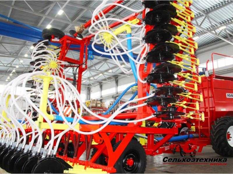 AGRATOR DISK 12000 - дисковый посевной комплекс