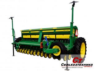 Сеялка зерновая ТИТАН - 4,2 HARVEST mini-till