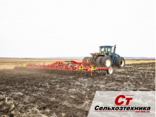 TILLERMASTER 14000 - Культиватор сплошной обработки почвы