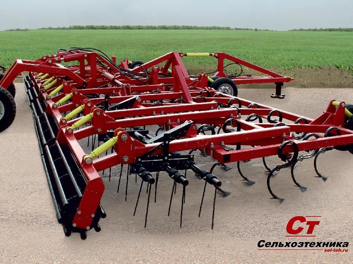 Культиватор классикмастер для сплошной обработки почвы паровый предпосевной агромастер